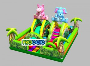 hinchable multiplay proocio