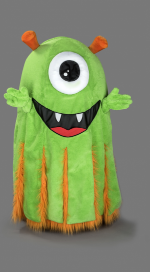 disfraz extraterrestre proocio