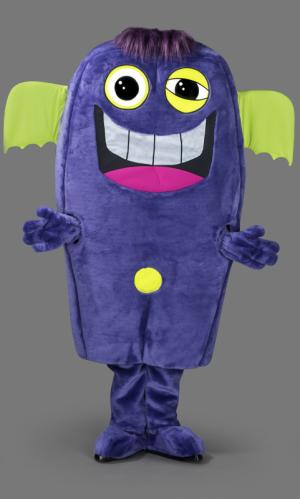 disfraz animado extraterrestre proocio