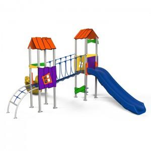 parque infantil casita walkium proocio