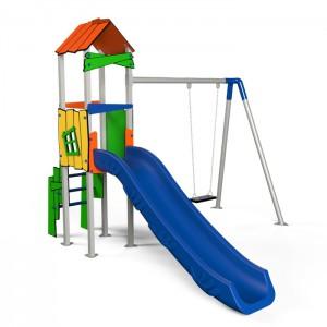 parque infantil casita zuiver proocio
